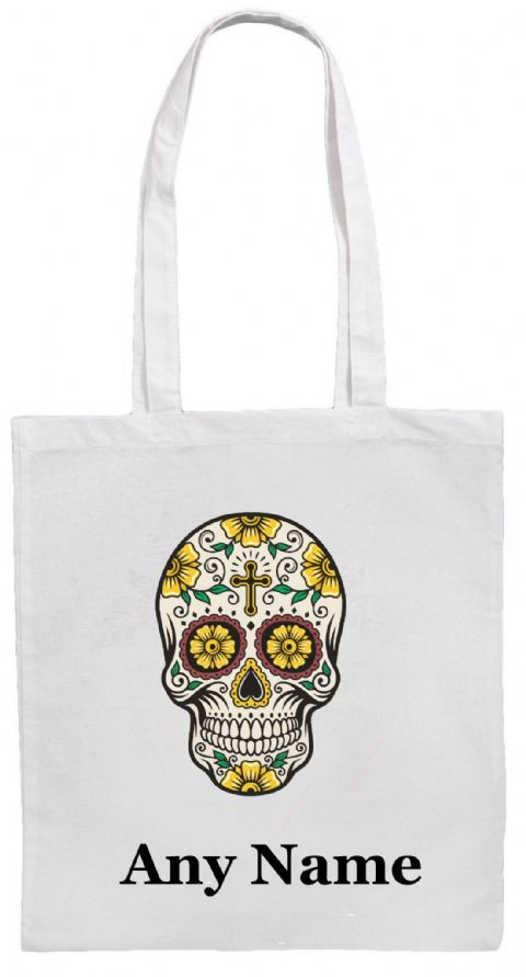 Candy Skull Shoulder Bag 2